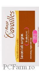 Sapun-lapte hidratant surgras pentru piele uscata