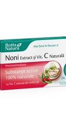 Noni extract si Vitamina C naturala - Rotta Natura