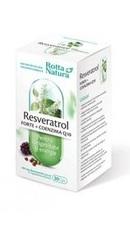 Resveratrol Forte si Coenzima Q10 - Rotta Natura