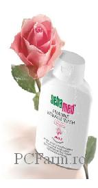 Gel dermatologic igiena intima feminina pH 3.8 - Sebamed