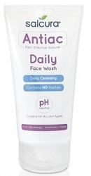 Antiac Gel de curatare pentru tenul cu acnee - Salcura