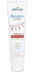 Bioskin Junior Crema reparatoare si calmanta pentru bebelusi si copii - Salcura
