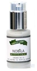 Nobila Medicinal Crema anti-aging cu aur si argint - Salutifer