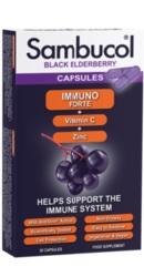 Sambucol Immuno Forte cu Vitamina C Zinc