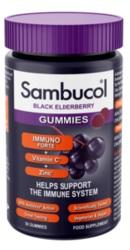 Sambucol Immuno Forte cu Vitamina C Zinc Gummies
