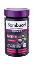 Sambucol KIDS Vitamina C Gummies