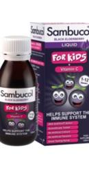 Sambucol KIDS cu Vitamina C Sirop imunitate copii