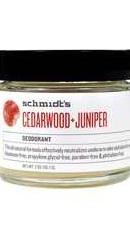 Deodorant cu cedru si ienupar - Schmidts