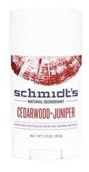 Deodorant Stick cu cedru si ienupar - Schmidts