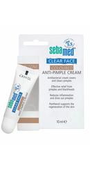 Clear Face Crema corectoare colorata dermatologica antiacneica pentru tratamentul cosurilor - Sebamed