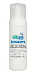Clear Face Spuma dermatologica antibacteriana de curatare - Sebamed