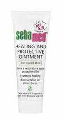 Unguent dermatologic cicatrizant si protector - Sebamed
