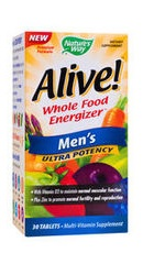 Alive! Men s Ultra - Nature s Way