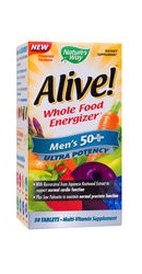 Alive! Men s 50 Plus Ultra - Nature s Way