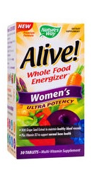 Alive! Women s Ultra - Nature s Way
