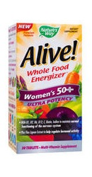 Alive! Women s 50 Plus Ultra - Nature s Way
