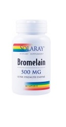 Bromelain 500 mg - Solaray