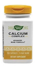 Calcium Complex - Pentru oase puternice!