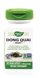 Dong Quai Root - Tonic Feminin