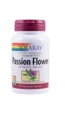 Capsule Passion Flower - Solaray