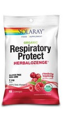 Respiratory Protect Cranberry Raspberry - Solaray
