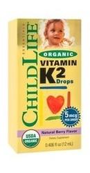 Vitamin K2 pentru copii - Childlife Essentials