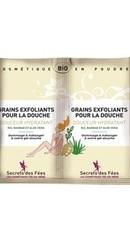 Exfoliant de corp cu orez, baobab si aloe vera - Secrets des Fees