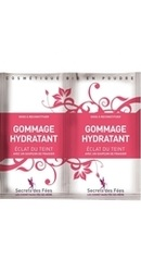 Exfoliant facial hidratant cu capsuni - Secrets des Fees