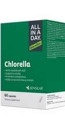 All In A Day Chlorella - Sensilab