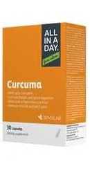 All In A Day Curcuma - Sensilab