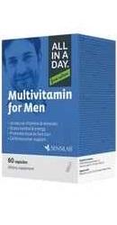 All In A Day Multivitamine pentru barbati - Sensilab