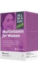 All In A Day Multivitamine pentru femei - Sensilab