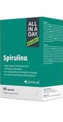 All In A Day Spirulina - Sensilab