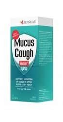 Mucus Cough Relief Sirop Tuse productiva - Sensilab