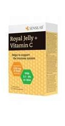 Royal Jelly Vitamina C - Sensilab