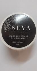 Crema cu extract galbenele - Seva cosmetics