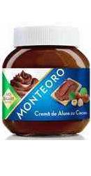 Monteoro Crema de alune cu cacao fara zaharuri adaugate - Sly Nutritia