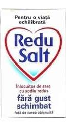 ReduSalt Sare cu sodium redus - Sly Nutritia