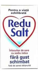 ReduSalt Sare cu sodiu redus - Sly Nutritia