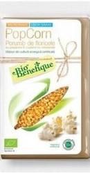 Popcorn pentru microunde BIO - Sly Nutritia