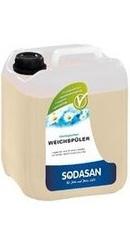 Balsam ecologic pentru rufe cu aloe vera - Sodasan