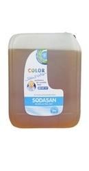 Detergent lichid rufe color Sensitiv ecologic 5 Litri - Sodasan