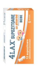 Supozitoare cu glicerina bebe - Solacium