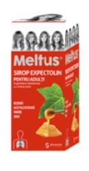 Meltus Sirop Expectolin pentru Adulti - Solacium