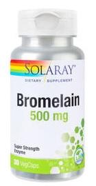 Bromelain 500 mg - Solaray