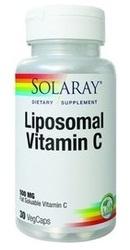 Vitamin C Liposomal 500mg - Solaray