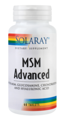 MSM Advanced - Solaray
