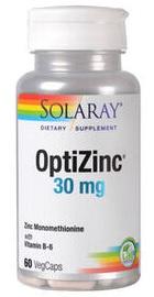 OptiZinc 30MG - Solaray