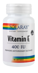 Vitamine E 400UI - Solaray