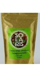 Cafea verde Arabica decofeinizata macinata - Solaris